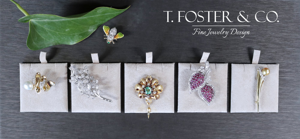 Fall/Winter 2018/19 Trend - Brooches and pins are trending this season making them perfect accent pieces to tie your whole look together.Read More & See Our Selection By Clicking The Link Below:https://mailchi.mp/ac208670771d/see-whats-trending-at-t-foster-co-for-fall-winter-2785433