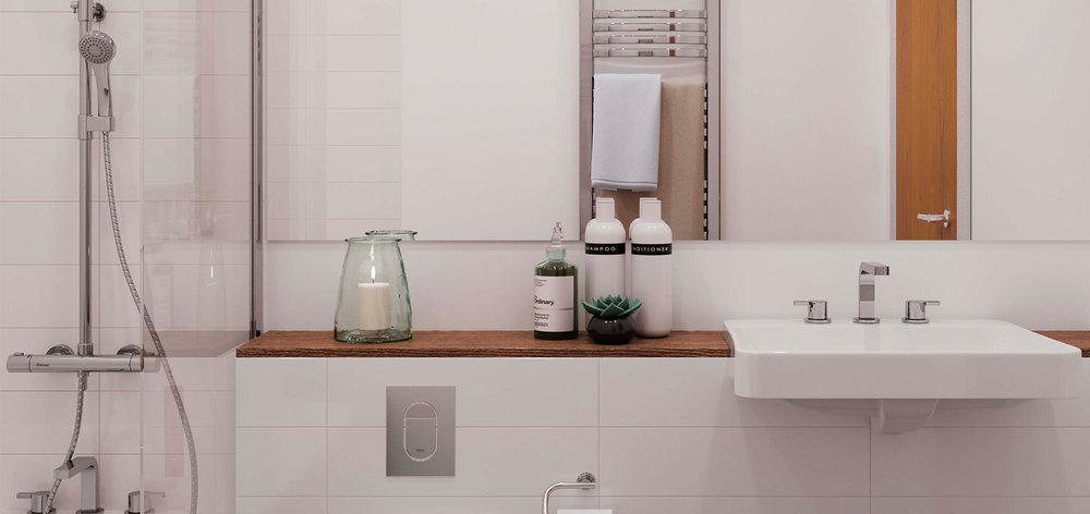 Bathroom CGI -