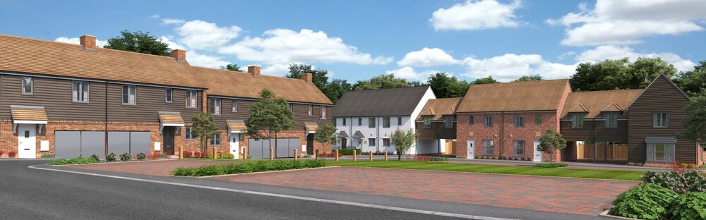 CGI Street scene - Architectural Visualisation in Essex.jpg