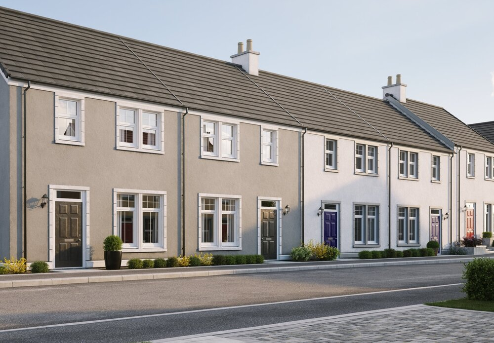 CGI Street scene - Architectural visualisation in Scotland.jpg