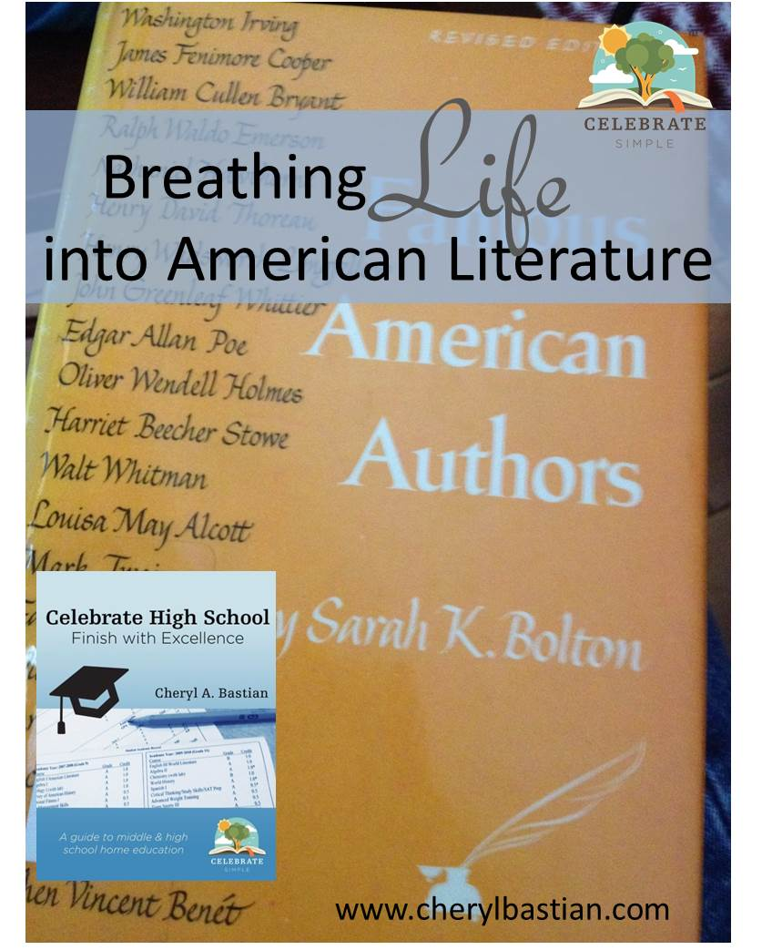 Famous American Authors by Sarah K. Bolton