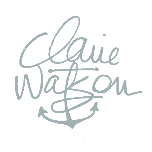 Claire Watson - Tofino Artist, Illustrator and Graphic Designer