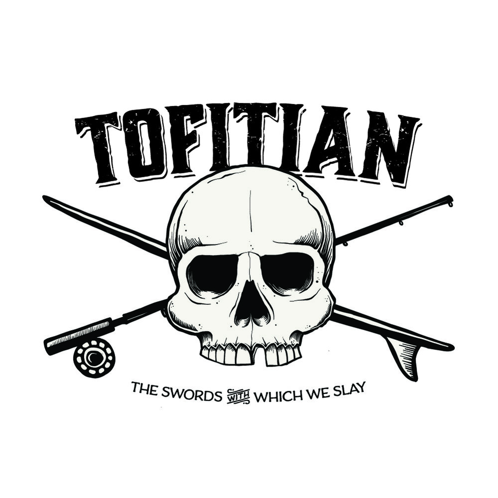 Tofitian Logo and Apparel Graphic