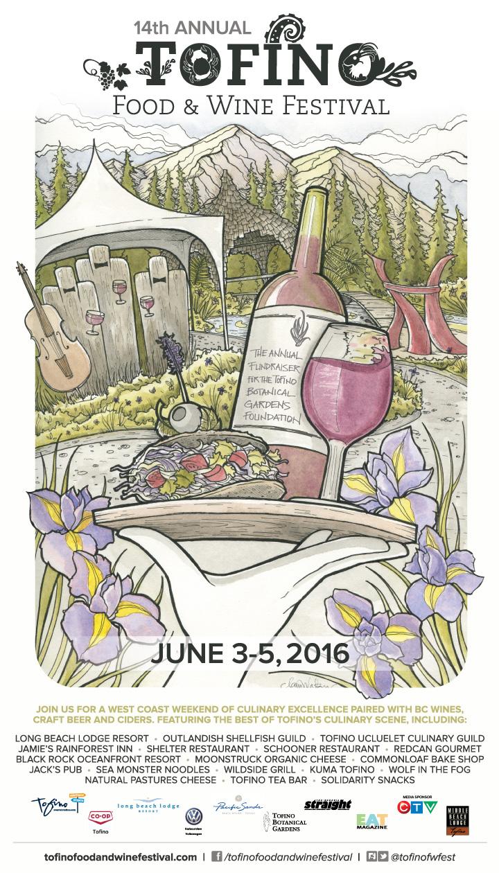 Tofino Food and Wine Festival