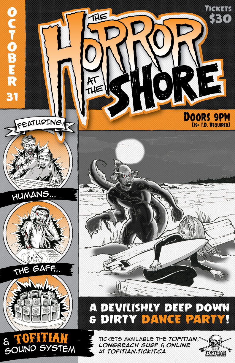 2015 Horror at the Shore