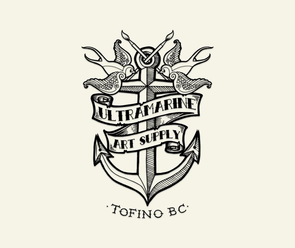 Ultramarine Art Supply, Tofino BC