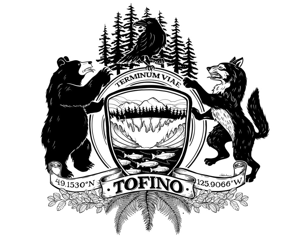Tofino 'Coast' of Arms