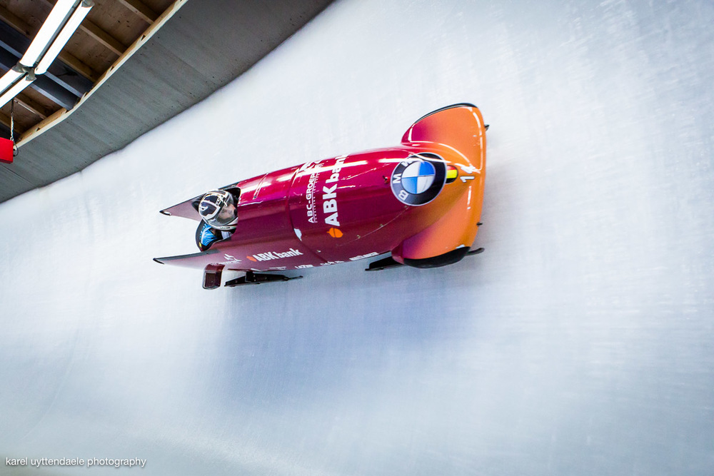 Belgian Bullets at BMW IBSF World Cup 2015/2016, Königssee
