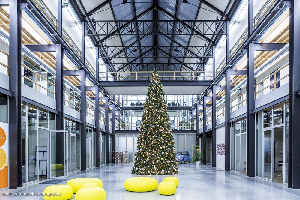 Headquarter Wit-Gele Kruis Oost-Vlaanderen (Gent)