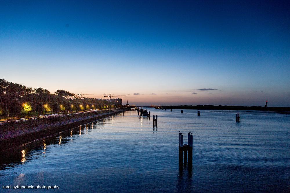 Nieuwpoort Harbour