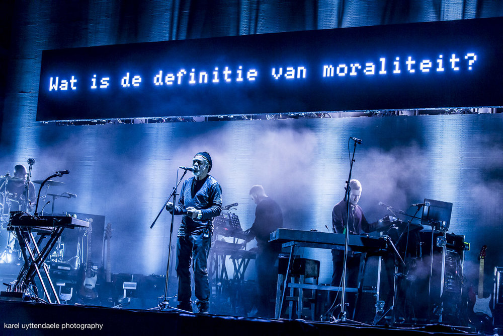 Massive Attack - StPieterplein Gent