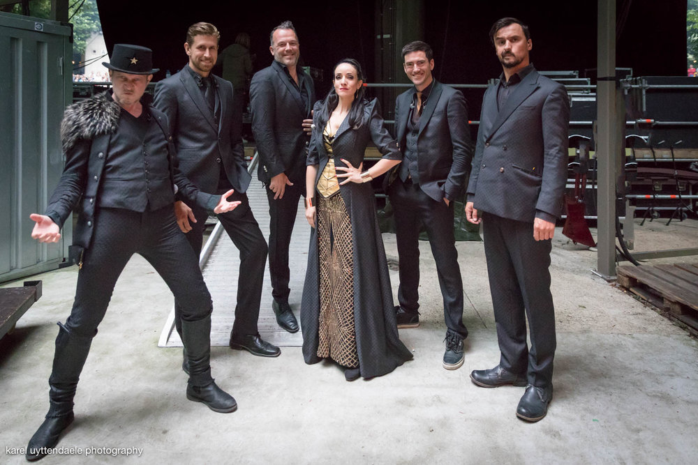 Les Truttes - Openlucht Theater Rivierenhof 2017