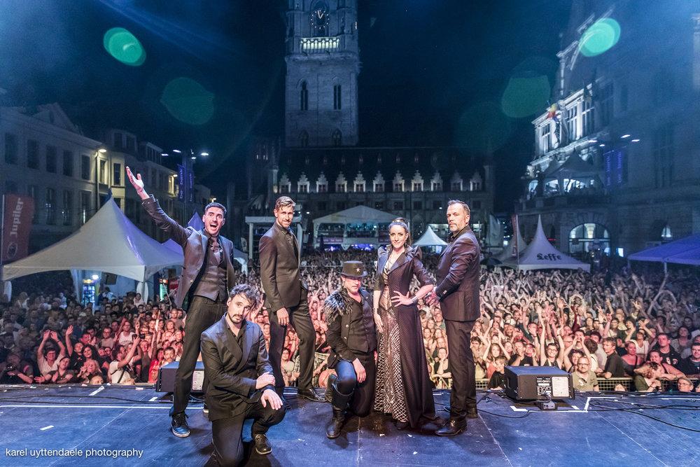Les Truttes - Sint Baafs - Gentse Feesten 2017
