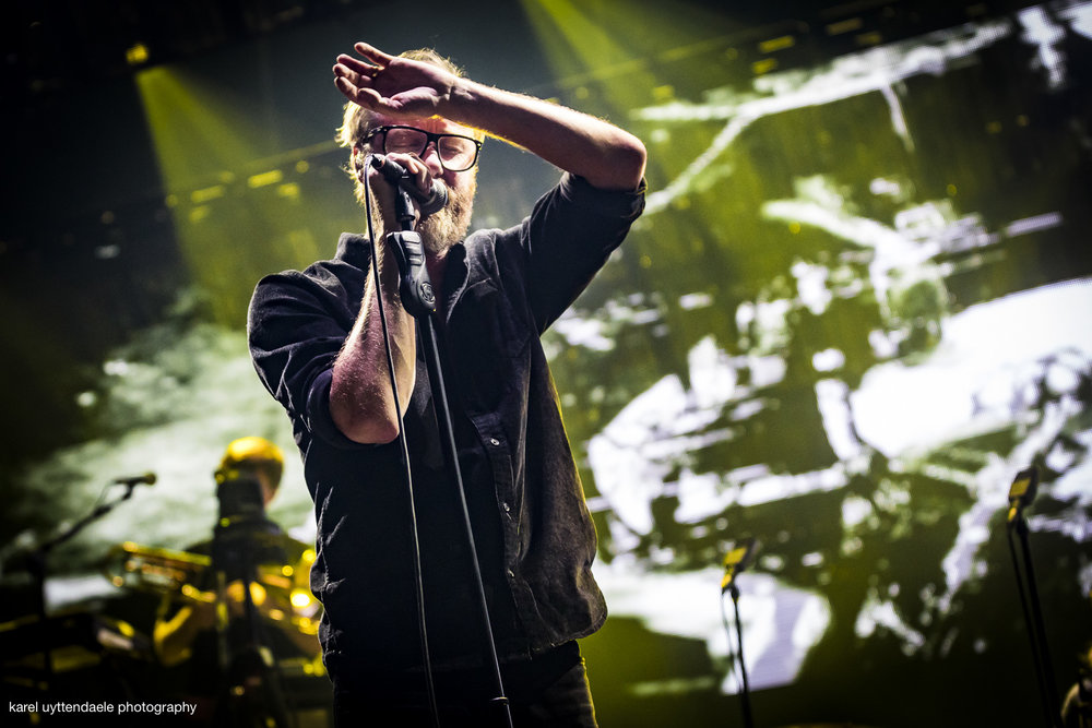 The National - Vorst Nationaal - Nov '17