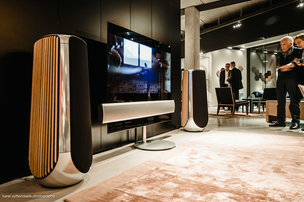 Bang & Olufsen Gent/Knokke - Introduction BeoVision Eclipse & BeoSound Shape