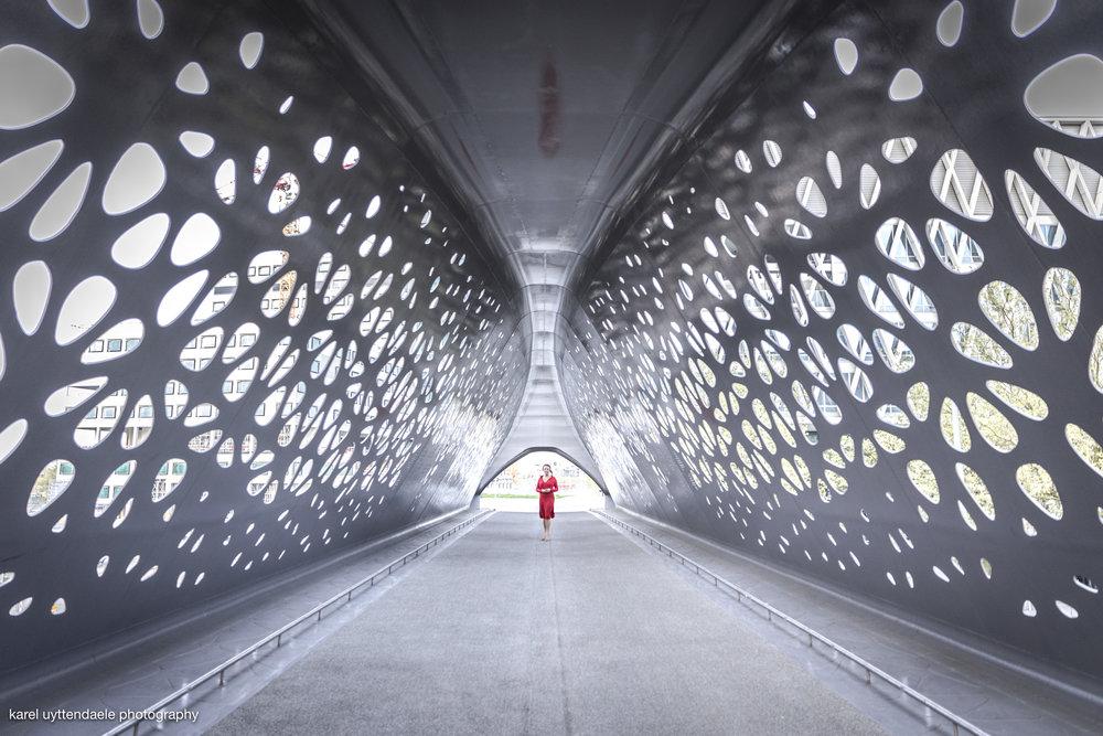Parkbrug Antwerp