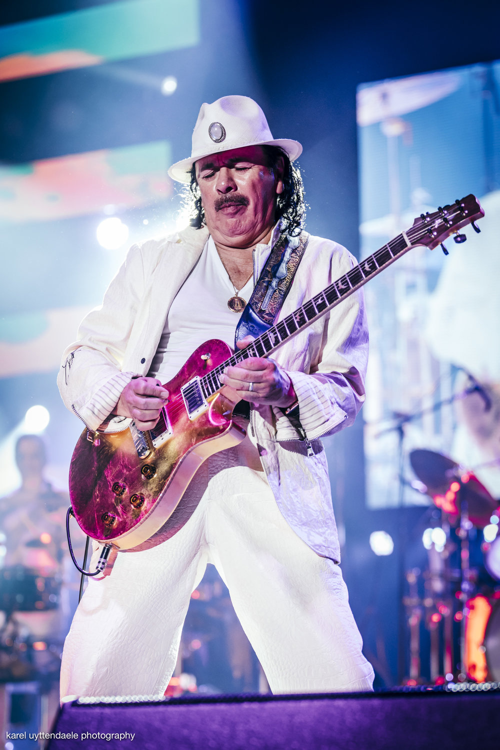Santana - Lotto Arena Antwerp