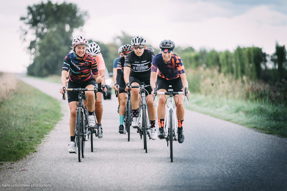Rapha Women's 100 '18