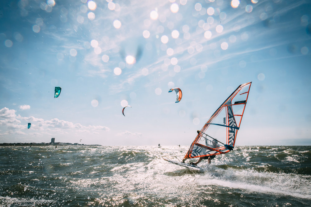 Kite & windsurfing shoot - Windekind - July '18