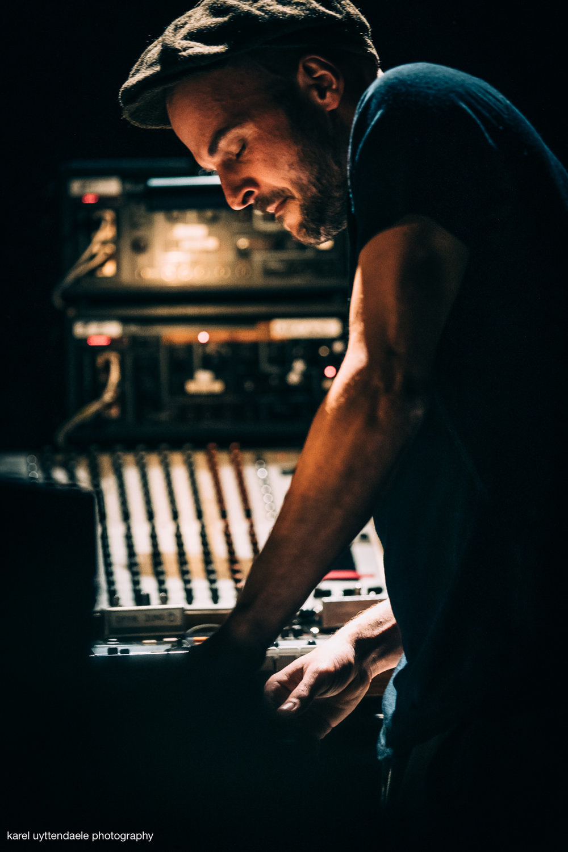 Nils Frahm - Trix - Dec '18