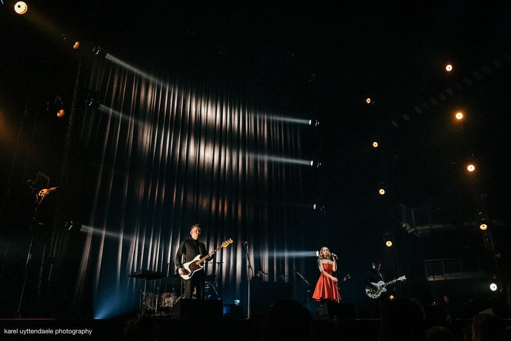 Hooverphonic - Lotto Arena - Dec '18