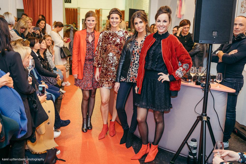Lily a Paris  - Fall/Winter fashion shoot - Oct '18
