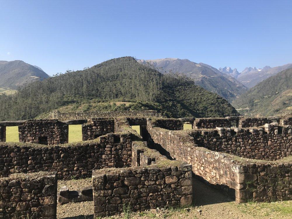 The Inca city of Vitcos in the Vilcabamba (3).JPG