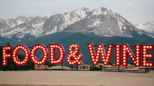 Aspen Food & Wine Classic: June 16-18