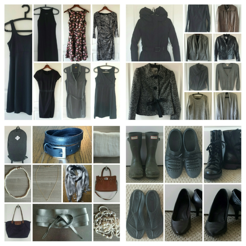 the whole capsule wardrobe