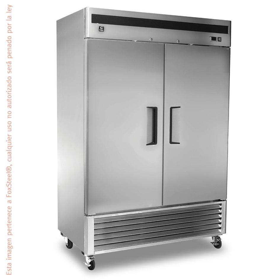 Congeladores foxsteel for Puerta cocina industrial