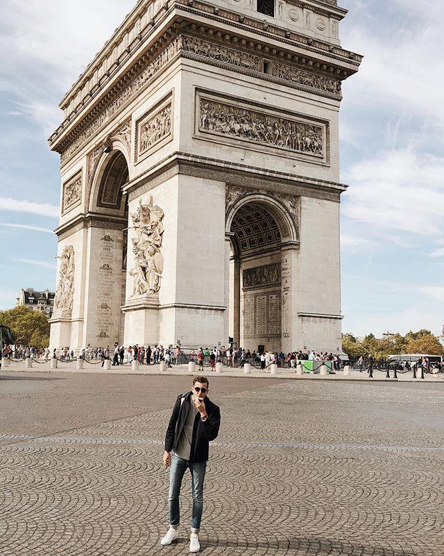 A la prochaine, Paris.