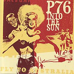 "ZIPAUST010, 2001 | Danny McDonald / P76 ""Into The Sun"""