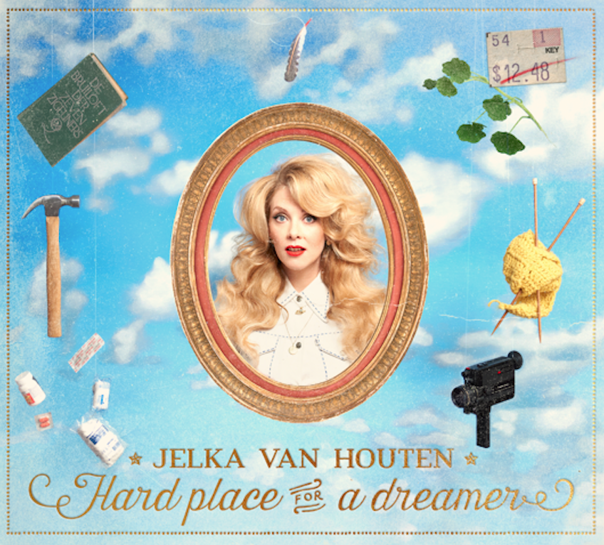 "ZIP105, 2015 | Jelka van Houten ""Hard Place for a Dreamer"""