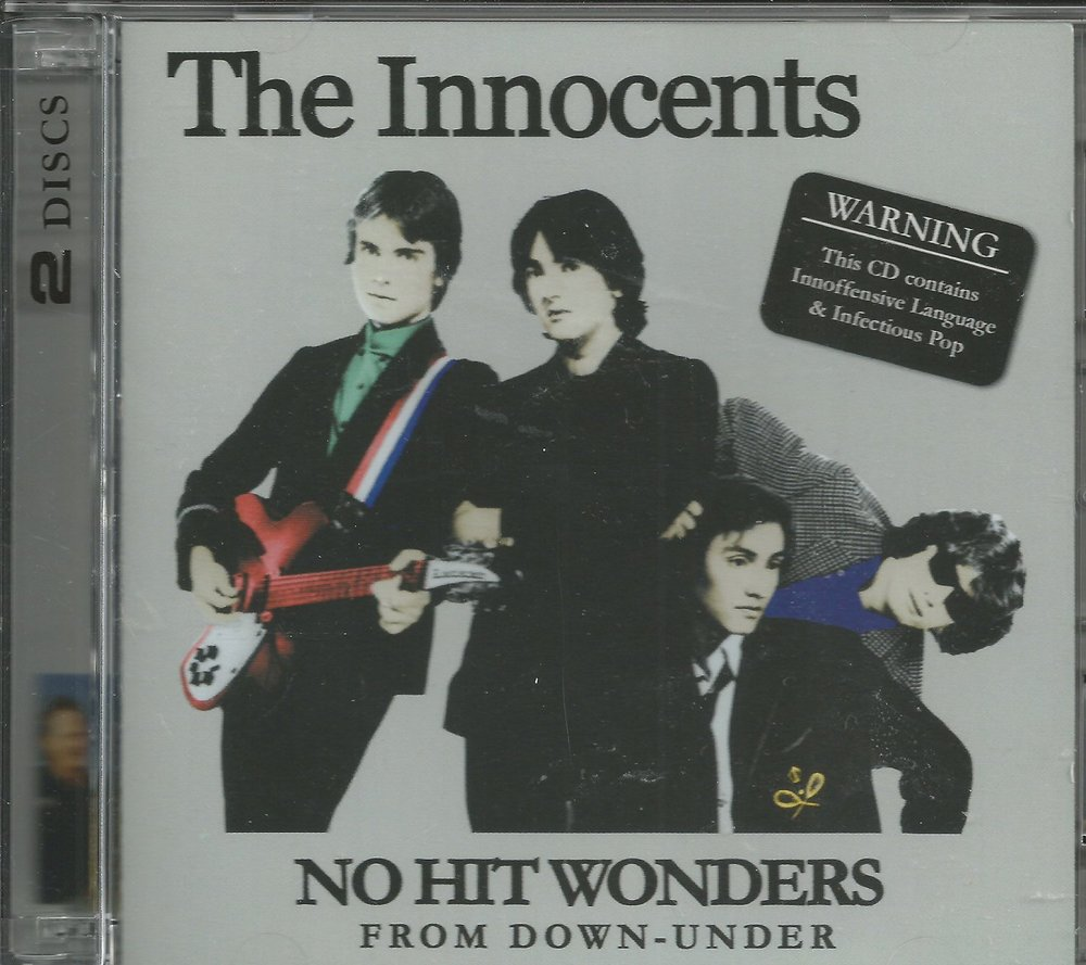 "ZIPAUST006, 2001 | The Innocents ""No Hit Wonders from Down Under"""