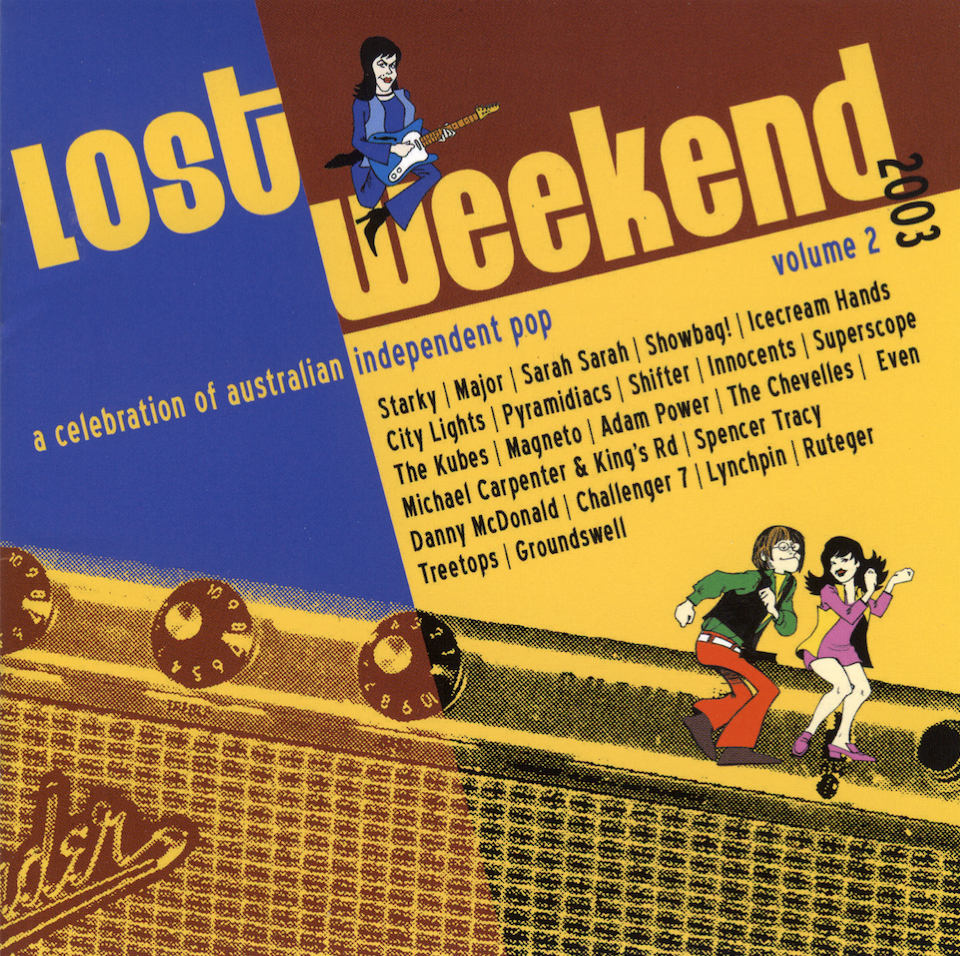 ZIPLAW, 2003| Lost Weekend, Volume 3