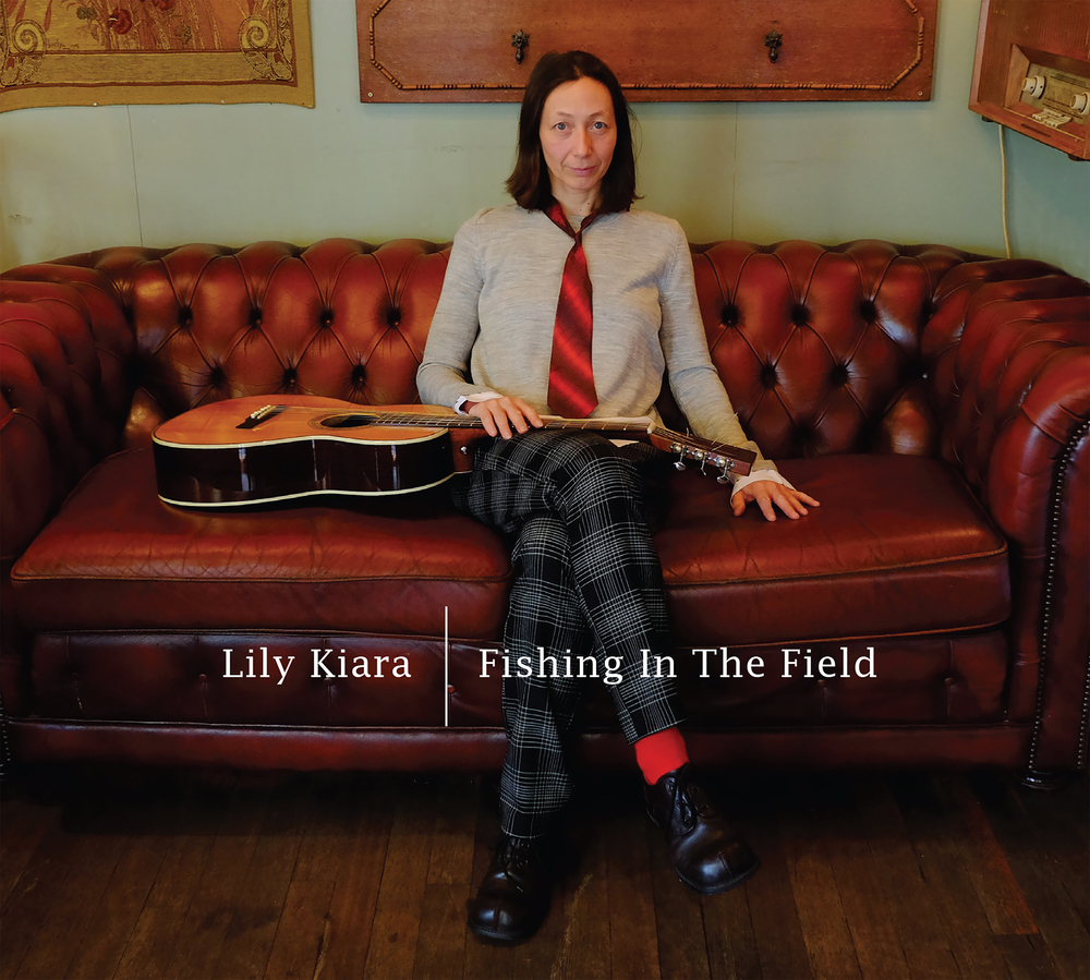 "ZIP117, 2016 | Lily Kiara ""Fishing In The Field"""