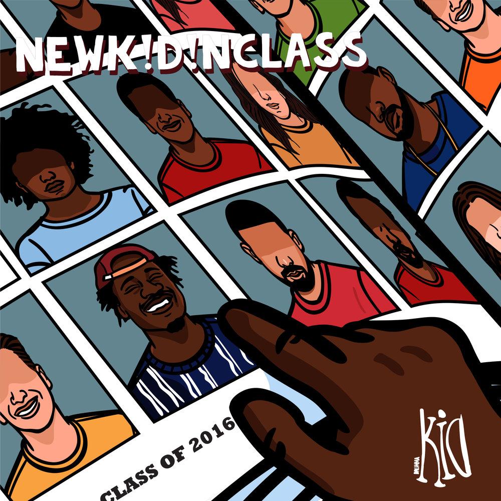 Newk!d!nclass - Drummakid | 2017