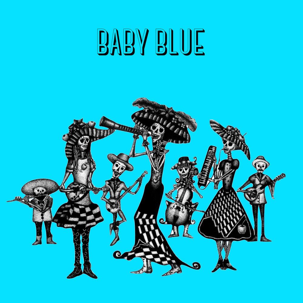 Single Baby Blue