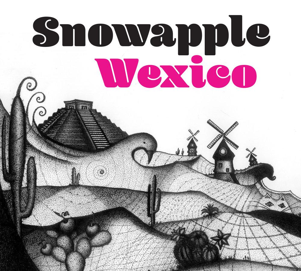 "ZIP142, 2018 | Snowapple ""Wexico"""