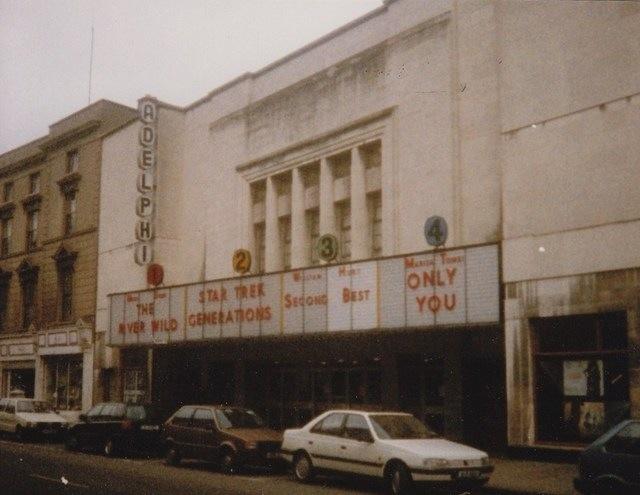 The Adelphi Cinema, 1960s