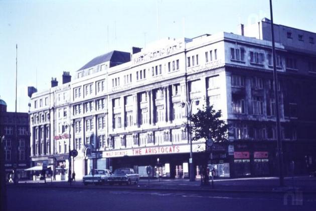 The Metropole Cinema, 1960s