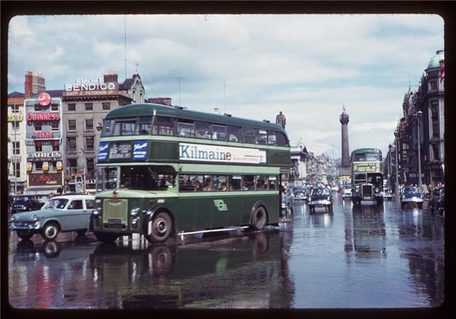 O'Connell Street, 1961