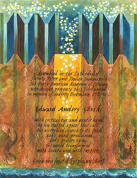 Edward Anders Sovik Award