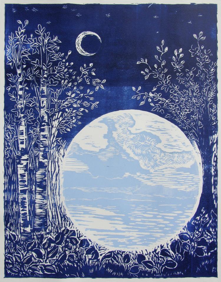 Lunette Blue Mist