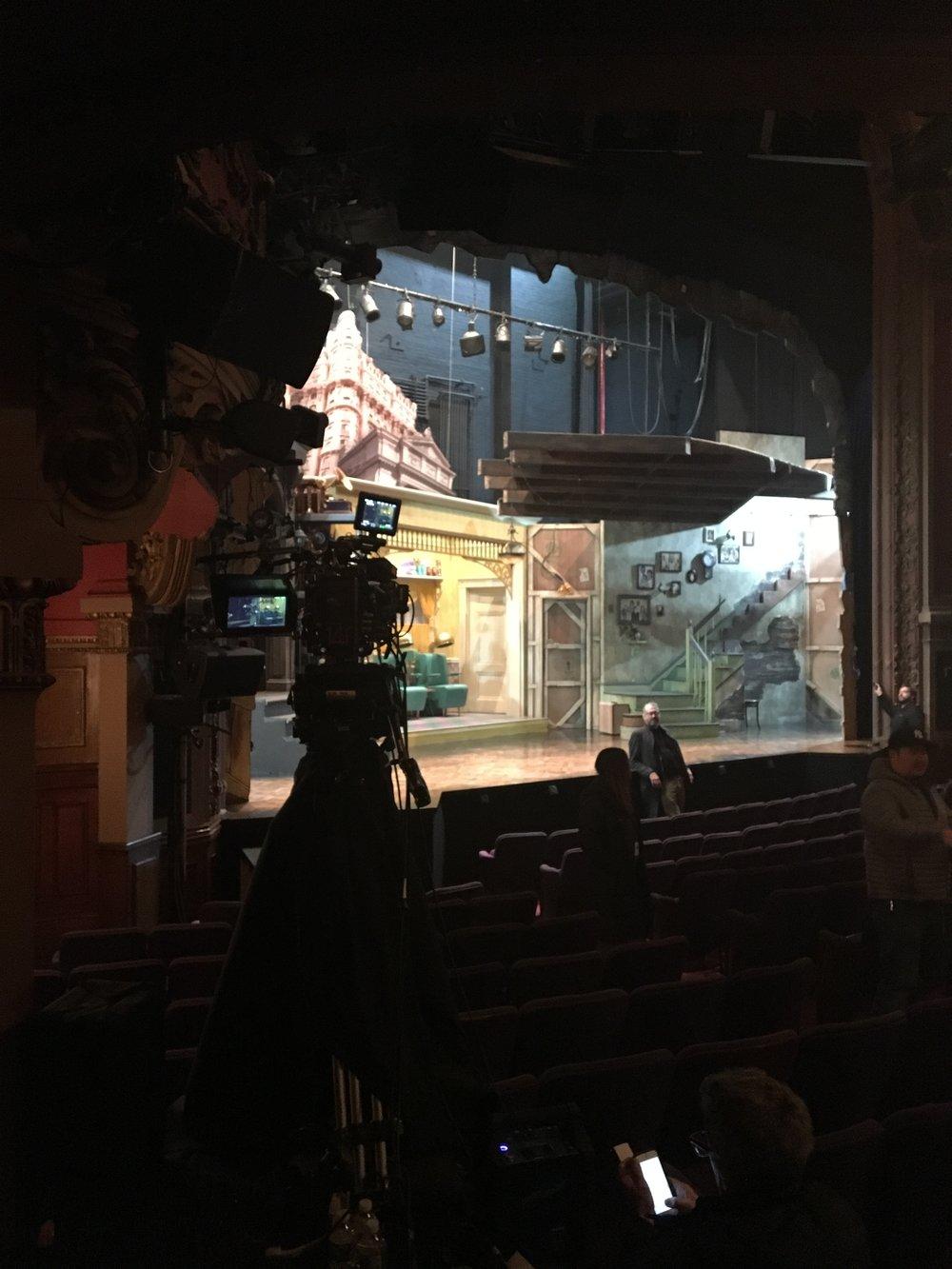 oh hello behind scenes.JPG