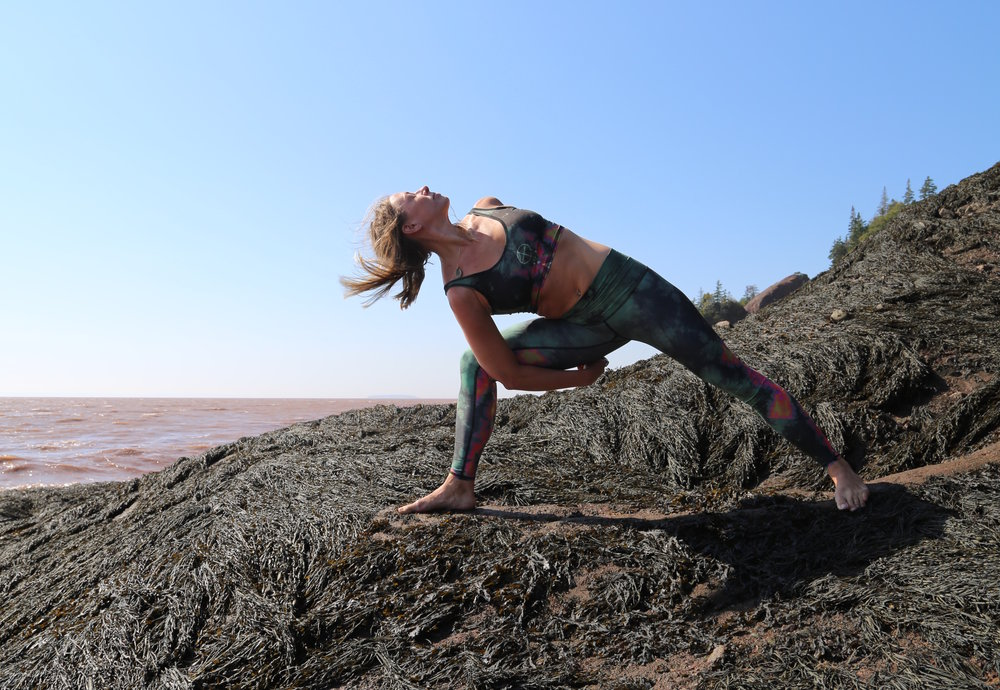 Get Back to Nature: A Grounding Sequence for Fall    Fight frenzied Fall energy with this grounding sequence designed for the outdoors. Go ahead, get your feet dirty and feel the earth between your toes.