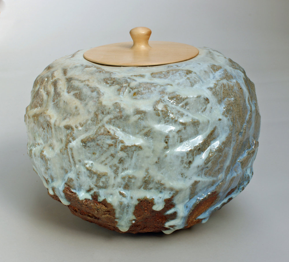 Lidded Vessel