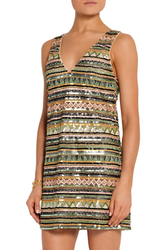 Alive & Olivia Mini Dress, only $283 with discount