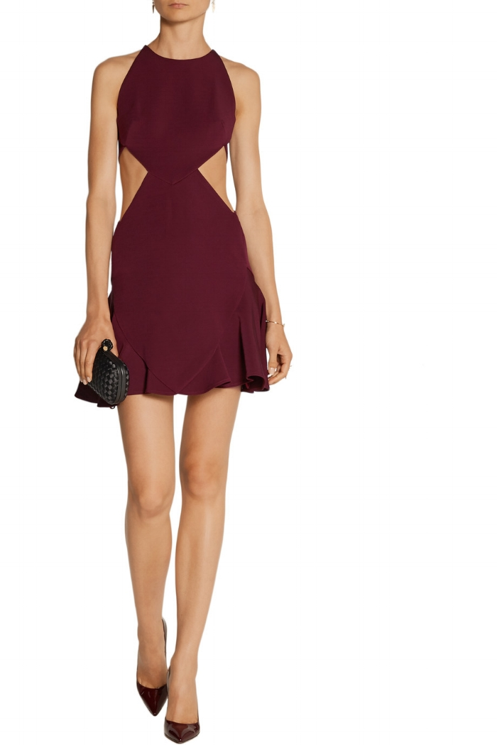 Cushnie et Ochs cutout dress, $390 after discount