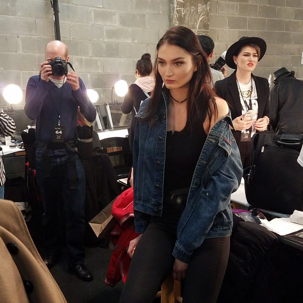 Backstage New York Fashion Week Beauty Secrets